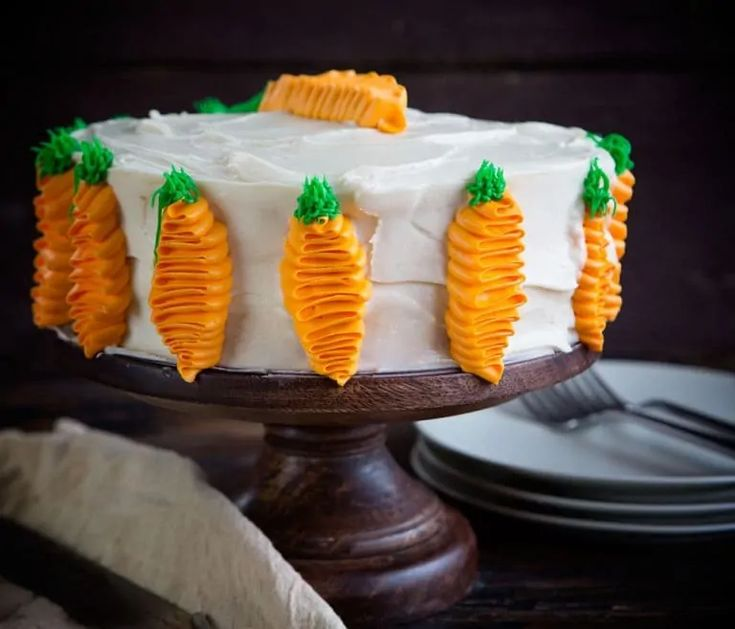 Pin by Umera on Umer | Carrot cake recipe, Carrot cake recipe easy, Easy carrot cake