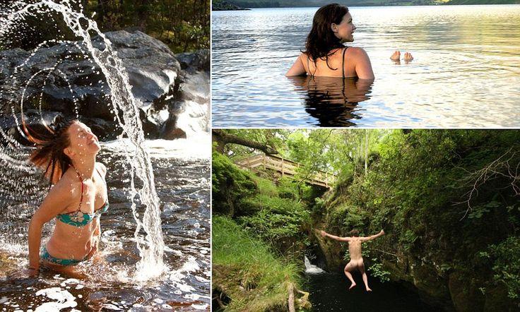 Britain's best wild swimming sites revealed: Where to make a splash