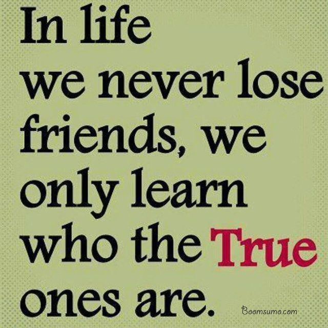 nice Best friendship quotes 'Never lose Friends, Learn it True friends quotes