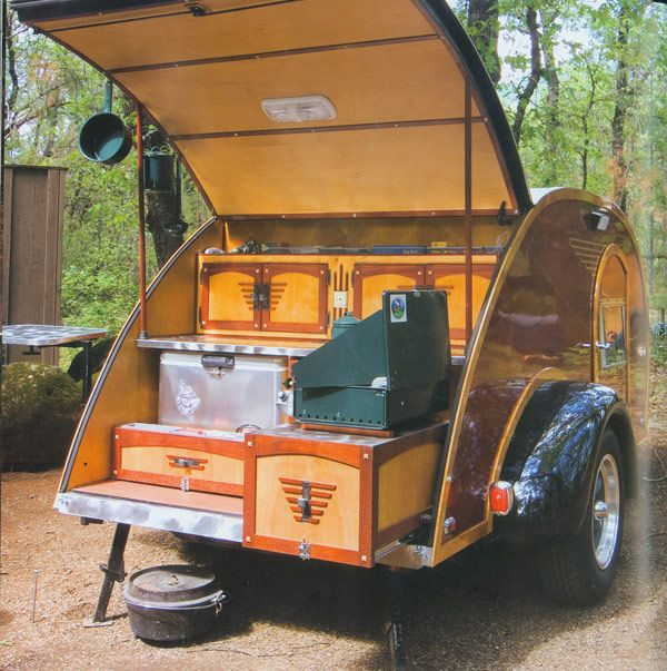 Travel Trailers With Outdoor Kitchens: 17 Best Images About Outdoor/Camping On Pinterest