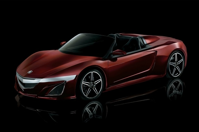 2012 Acura Sports Car Avengers  This will be my next car!!!