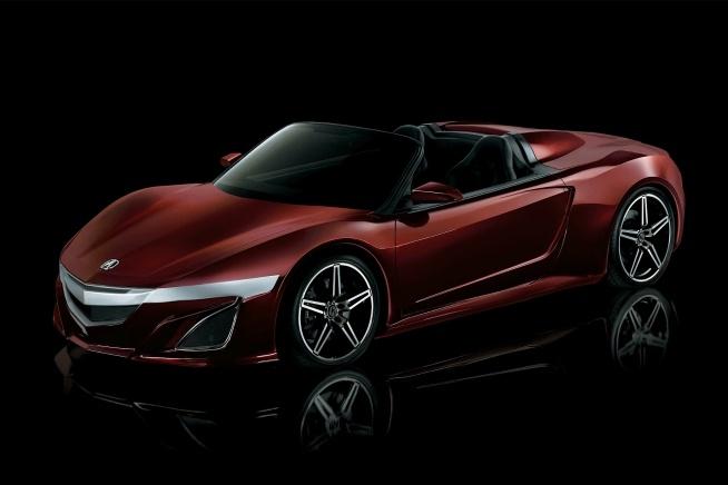 2012 Acura Sports Car Avengers