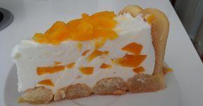 Ingredientes: 1 saqueta de gelatina de pêssego 6 metades de pêssego em calda 1 embalagem de palitos la reine 8 folhas de gelatina 140 g...