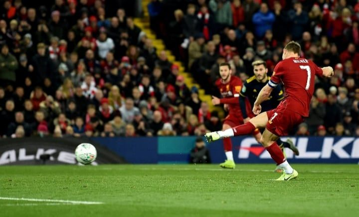 Josef Martinez S Hideous Penalty Kick Run Up Ends In Humiliation Penalty Kick Kicks Nike Football Boots