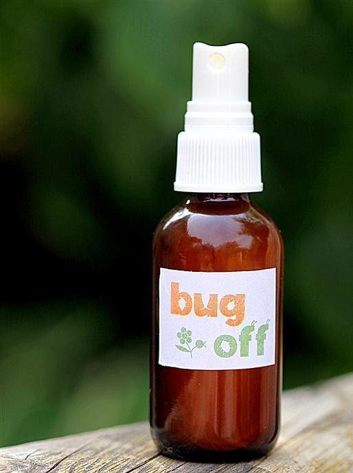 Repelente casero para insectos