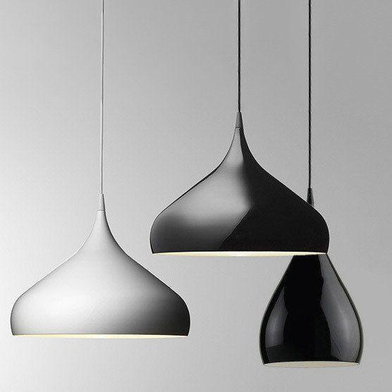 Meer dan 1000 idee n over modern pendant light op for Replica lampen
