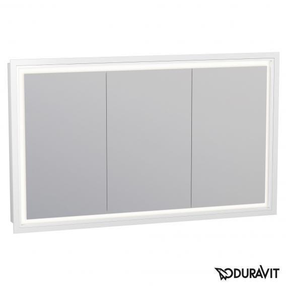 Duravit L Cube Spiegelschrank Mit Led Beleuchtung 3 Turig
