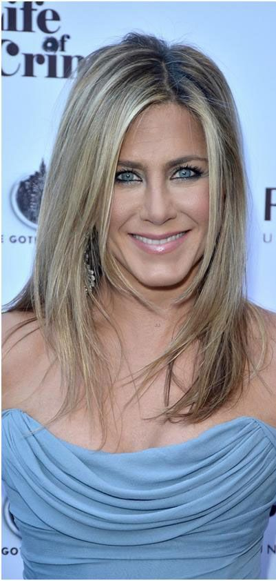 Jennifer Aniston am Toronto International Filmfestival (Bild: zvG von Nars Cosmetics)