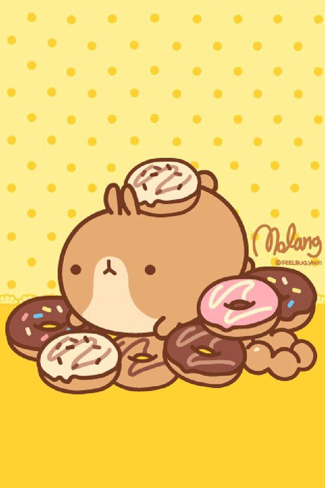 Cute Rilakkuma Bear Wallpaper Kawaii Molang Google Search Stuff To Do Kawaii Cute