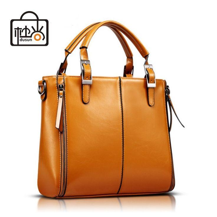 Весна новый 2015 мода женщины сумки из натуральной кожи сумки коричневый женщины сумку винтаж сумки управление дамы портфель