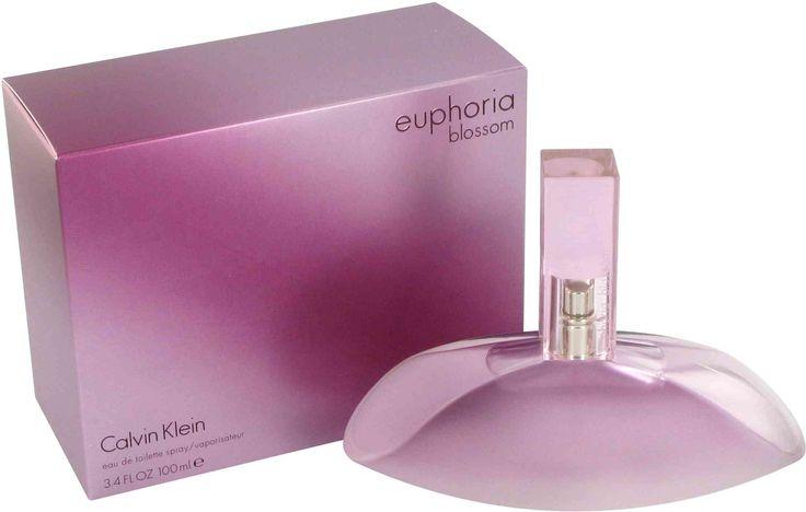Calvin Klein Euphoria Blossom for Woman Eau de Parfum 3.4oz