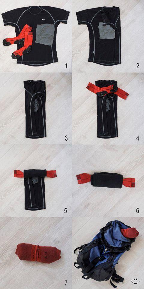 Ottimizza con #calzeGM lo spazio nel tuo zaino. #skivvyroll #trekking http://www.calzegm.com/product/2410-trekking-lr-pro-coolmax/