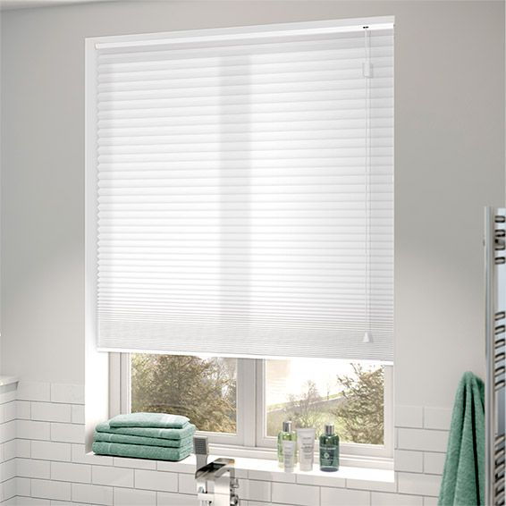 Duolight Bright White Thermal Blind from Blinds 2go