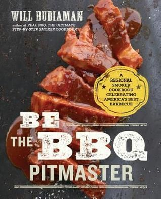 Be the BBQ Pitmaster: A Smoker Cookbook of 125 Barbecue Recipes for Cookoff-Worthy 'Cue