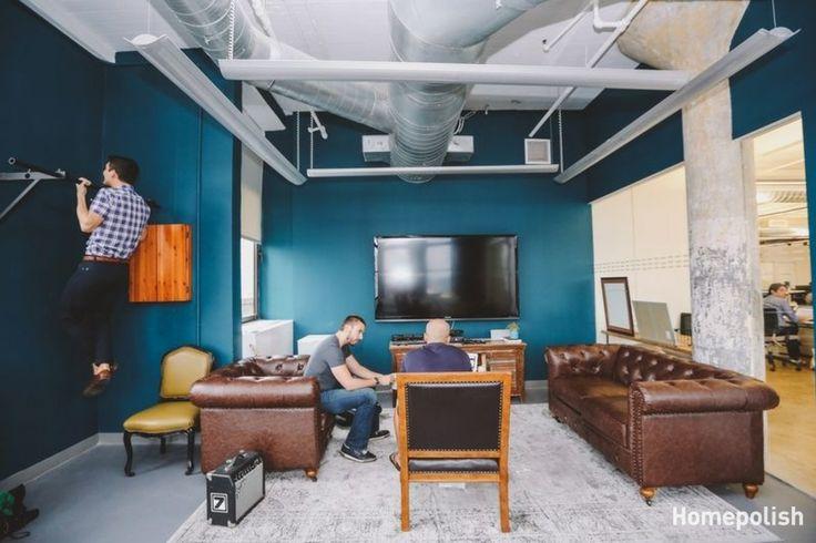 #officedecor #gameroom #pullups