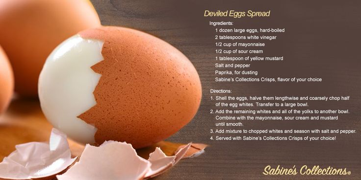 Deviled Eggs Spread | Our Deviled Eggs Spread on Sabine's Collections Crisps is a party-ready recipe adapted from a classic favorite. #recipe #entertaining
