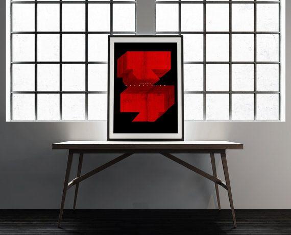 Laibach / screenprint poster