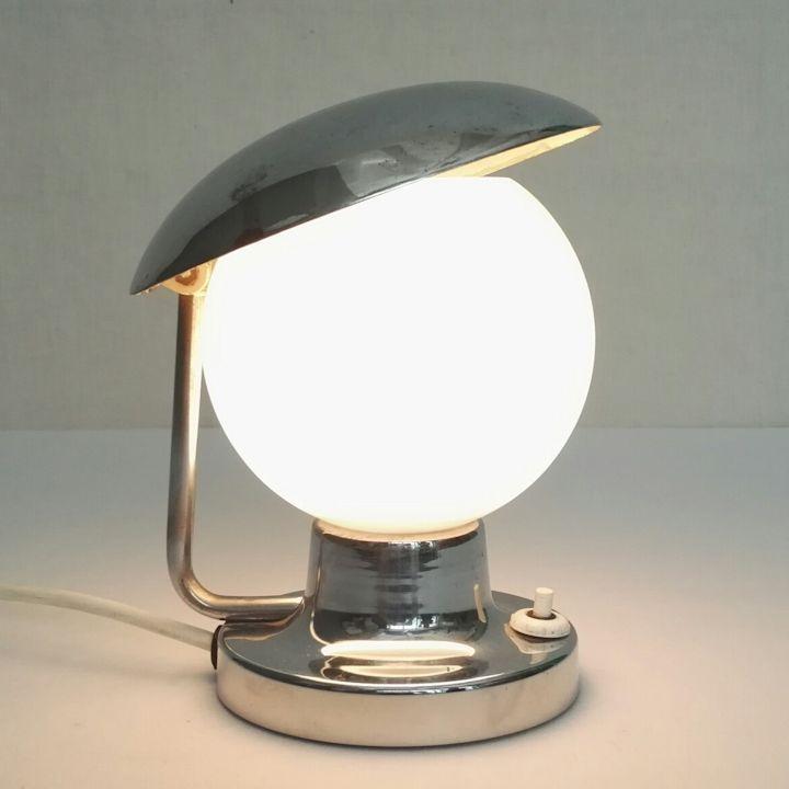 Bauhaus Lampe Design Josefhurka Modellnapako15typ195 Wandelantik