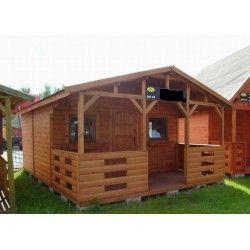 Domek Beskid 300x500
