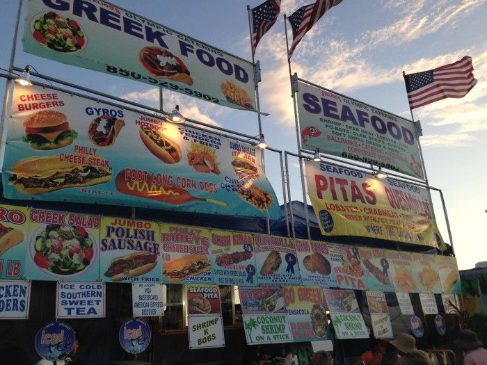 8. National Shrimp Festival - Gulf Shores, AL