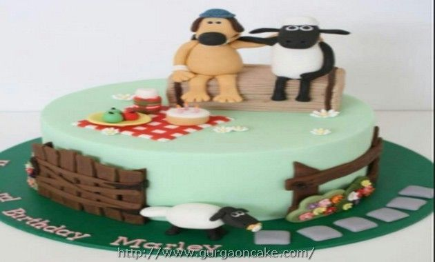 25+ best ideas about Shaun The Sheep Cake on Pinterest ...