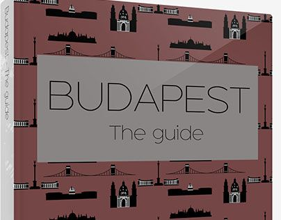 """Check out new work on my @Behance portfolio: """"Budapest Guide Book"""" http://be.net/gallery/32749879/Budapest-Guide-Book"""