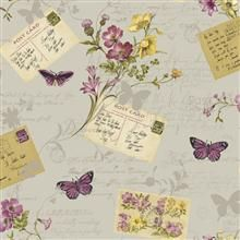 Arthouse Sophie Conran Wallpaper Postcards Home 950903 Parfait