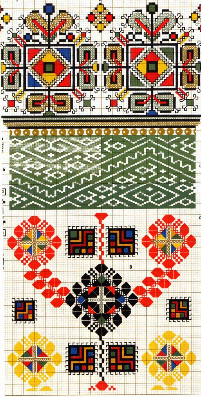 FolkCostumeEmbroidery: Embroidery of Zastawna county, Cherniwtsi oblast, Bukovyna, Ukraine