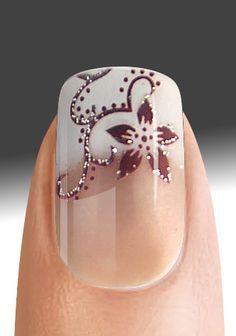 Morrocan Nights. Beautiful nails. Nail art. Nail design. Polish. Polishes.