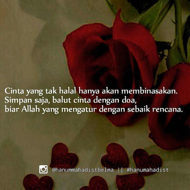 "5,658 Likes, 13 Comments - Majelis Tausiyah Cinta  (@tausiyahcinta_) on Instagram: ""﷽ . Bukan, mengungkapkan rasamu kepada dia yang bukan mahrammu bukan cara yang tepat.  Perasaan…"""