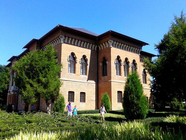Palatul Mogosoaia.