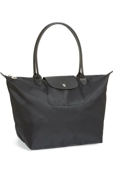 Longchamp 'Large Le Pliage Neo' Nylon Tote available at #Nordstrom