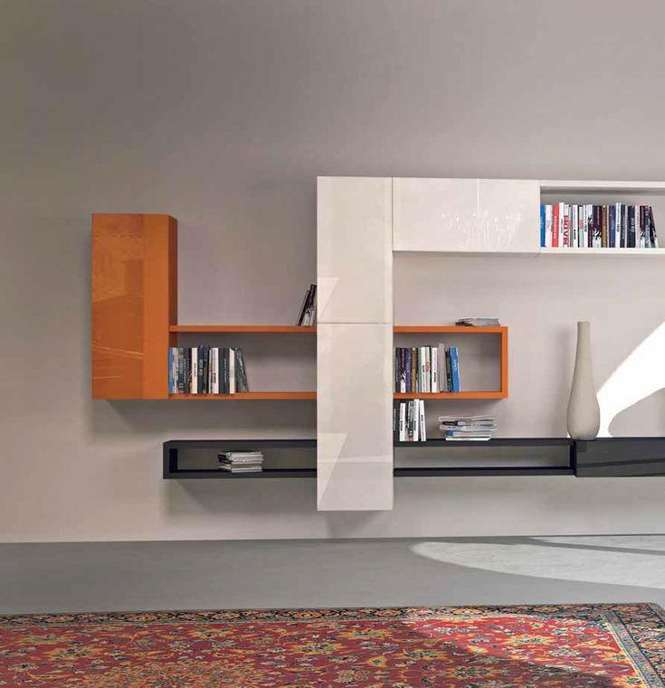 composizione di mobili e contenitori 36e8 Lago mobili e ...
