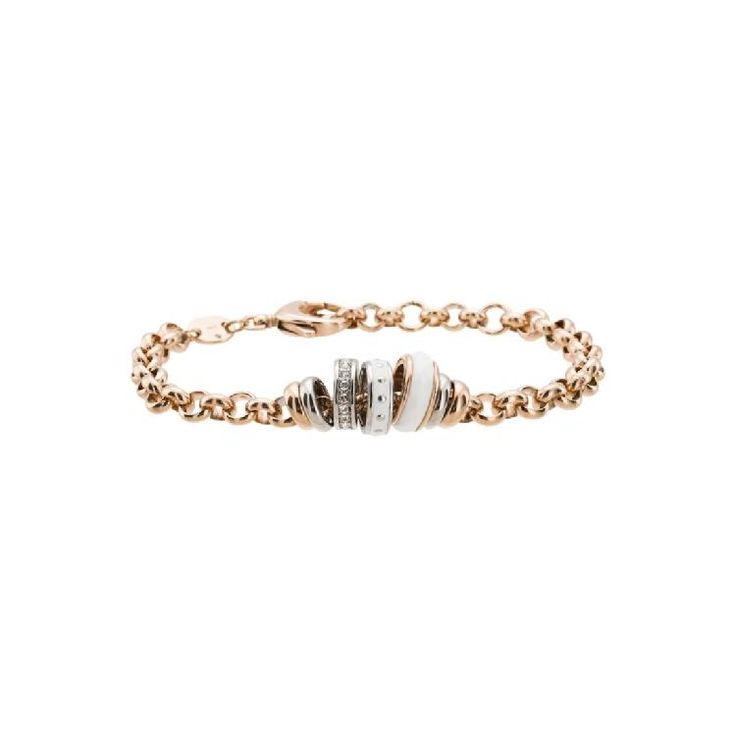 CLASSICS - Armband - rosegold-coloured by Fossil