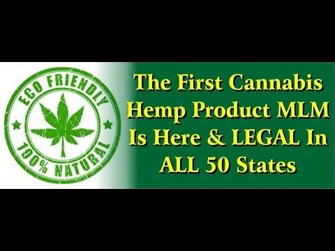 Cannabis Home Business Opportunity 100% Legal Hemp Oil plus more MLM Legal in 50 States https://i.ytimg.com/vi/LhmTNyPyaRE/hqdefault.jpg