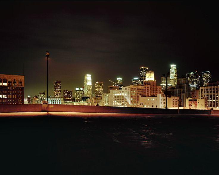 E. Olympic Blvd - Erik Chmil - Schilderijen, fotografie, fotokunst online bij LUMAS