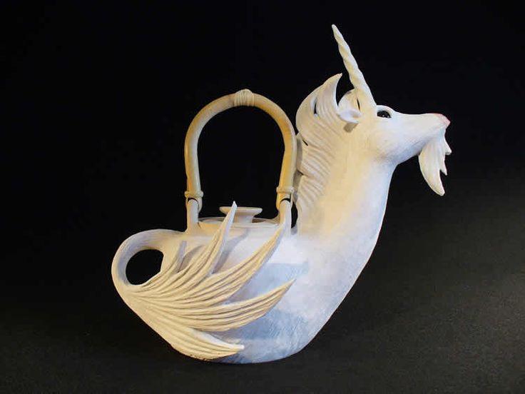 Ceramics Teapot - Christy Crews Dunn | Art | Pinterest ...