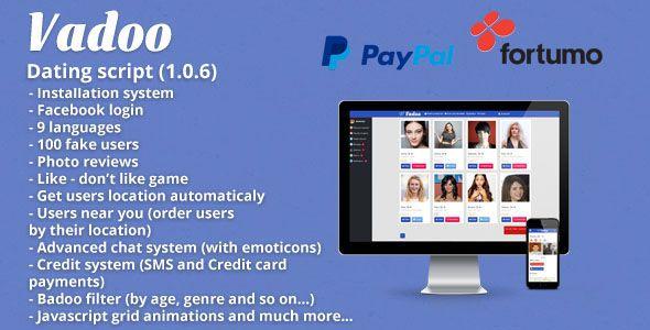 Vadoo - Social network dating script - https://codeholder.net/item/php-scripts/vadoo-social-network-dating-script
