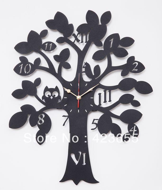 Pin By Gagan Sampla On Clocks: 20 Creative Wall Clock Designs Iam Architect