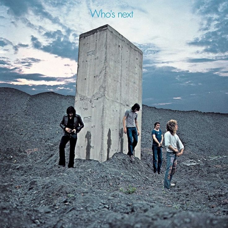 The Who - Who's Next on 180g LP