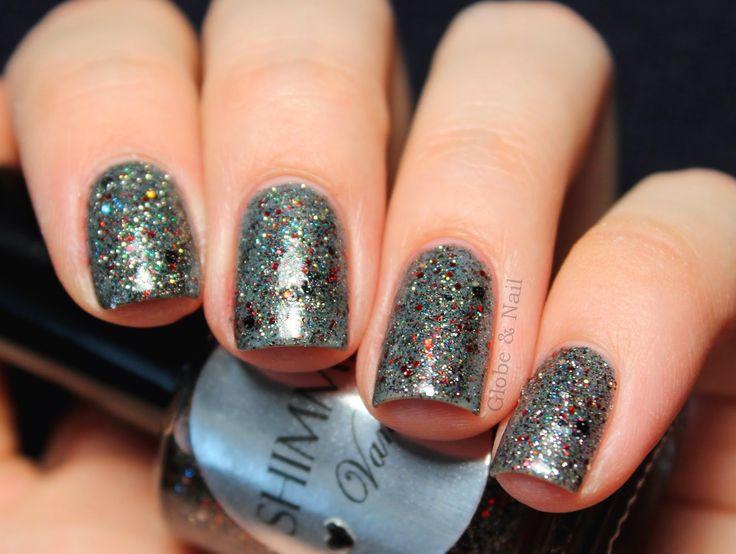 Shimmer Polish Vanessa Globe & Nail | Shimmer Polish ...