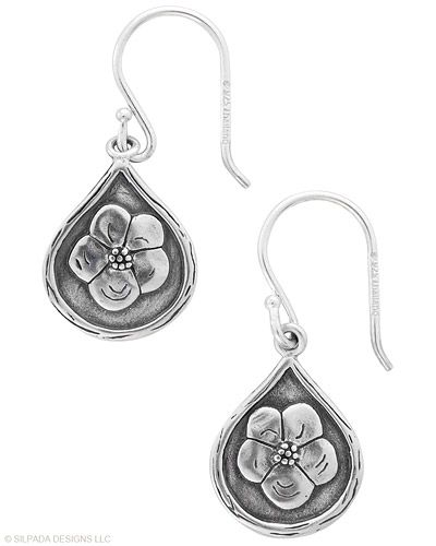 We're bringing #flower power back with these #Sterling #Silver #Earrings. #Silpada #Jewelry $22-Poppies Jewelry, Sterling Silver Earrings, Favorite Bling, Silpada Design, Poppies Earrings, Sterling Silver Jewelry, Silpada Earrings, Silpada Jewelry, Silpada Sterling