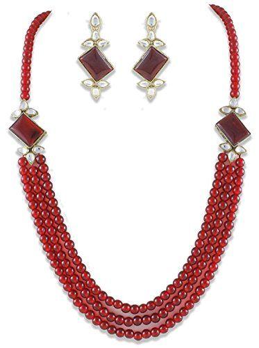 Bollywood Inspired Fantastic Red Pearls Double Kundan Bro... https://www.amazon.com/dp/B01N8VHALE/ref=cm_sw_r_pi_dp_x_ozo2ybXD9XNBB
