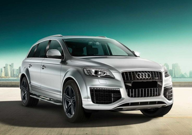 2019 Audi Q7 Overview and Price