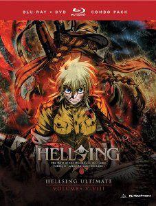 Hellsing 5-8