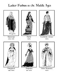 Medieval+Worksheets | ... to be cut out and pasted onto the medieval persona worksheet above