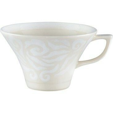 Vanilja teekuppi