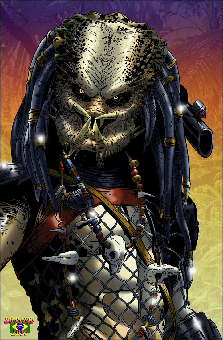 259 Best Images About Predator On Pinterest