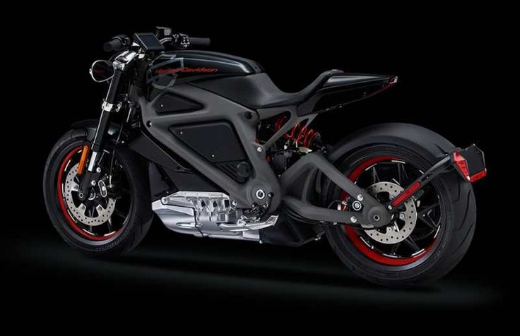 Harley-Davidson Confirms Electric Motorcycles In The Next 100 New Models.......