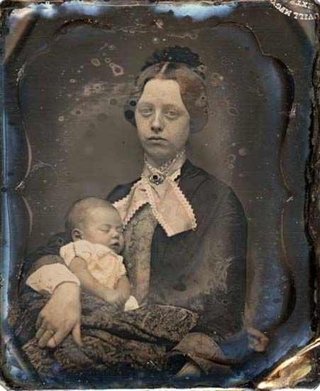 A Fotografia Post Mortem do Seculo XIX